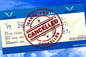 Seguro cancelamento de viagem