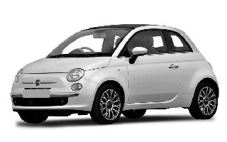 Seguro Automotriz FIAT 500C