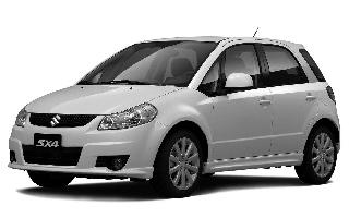 Seguro Automotriz SUZUKI SX4